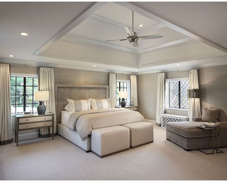 """1,884 Likes, 16 Comments - Home Design/Home Decor (@exquisite_interiors_) on Instagram: """"Neutral heaven! By @w_designinteriors! #bedroom #bedroomdecor #bedroomdesign #masterbedroom…"""""""