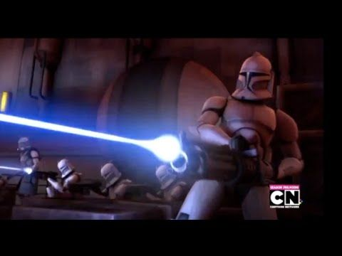 Invasion of Kamino - Star Wars: The Clone Wars - 1080p HD - ARC Troopers...