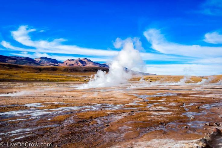 Maybe you've heard about the driest desert in the world in Chile? Here are 18 photos that will make you want to travel to the Atacama Desert.