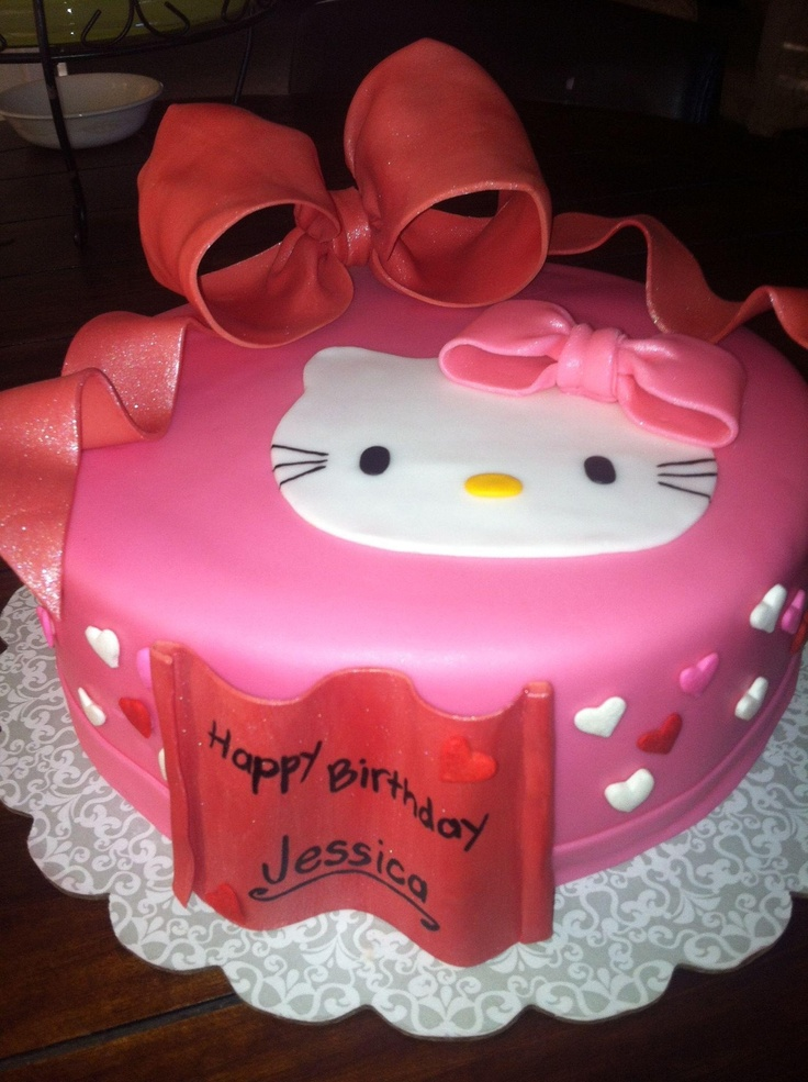 19 best images about Hello Kitty Birthday Party on ...