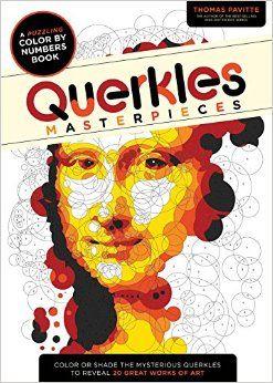 Amazon.com: Querkles: Masterpieces (9781626864566): Thomas Pavitte: Books