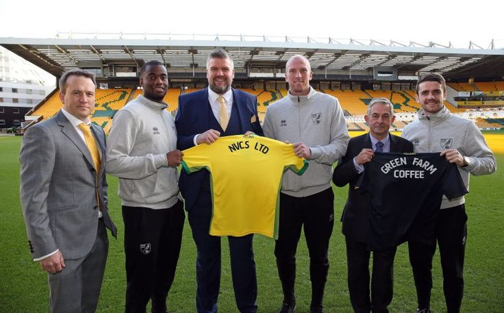 Let's Be Having You! Norwich City Appoints NVCS