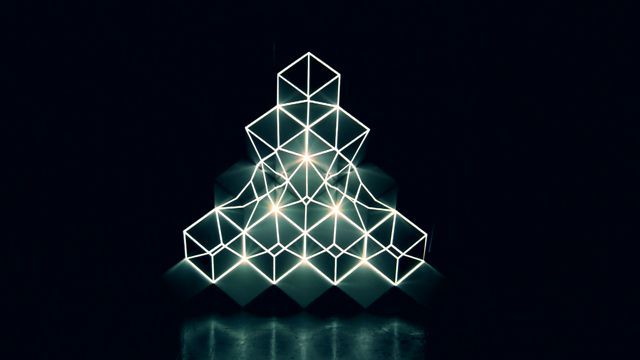 Augmented Reality - Projection Mapping by Dane Luttik. //