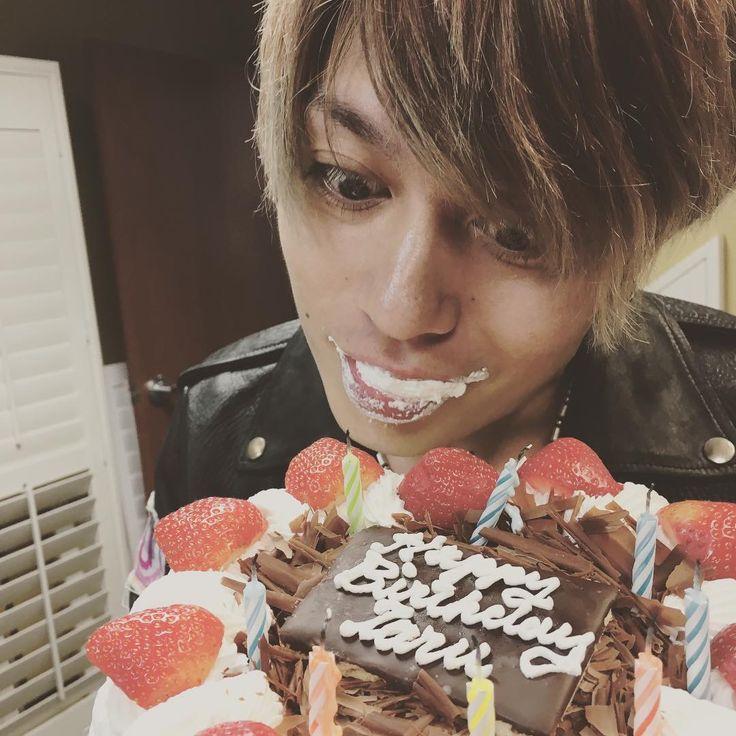 ONE OK ROCK toru happy birth day‼︎