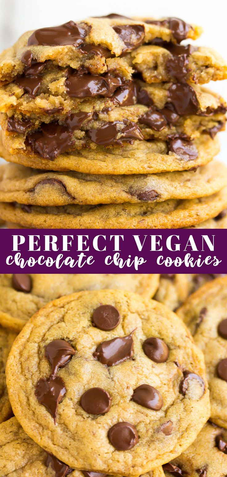 Tried and true, these are the most perfect vegan c…