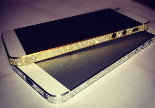 Amosu Diamond iPhone 5, The Best Chistmas Gift!