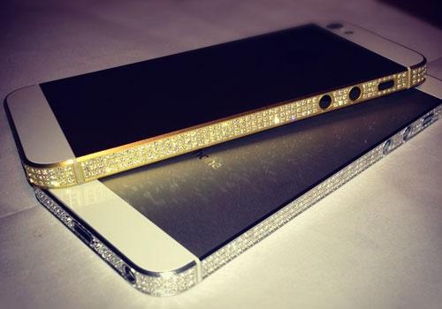 Amosu Diamond iPhone 5, The Best Chistmas Gift!