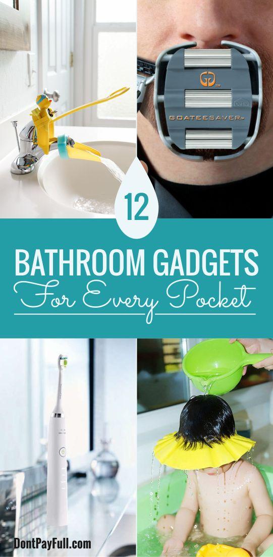 12 cool bathroom gadgets for every pocket blog gadgets and bathroom - Five modern gadgets for a functional bathroom ...