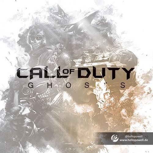 Call of Duty Ghosts Tribute // New Artwork | Inspiration DE