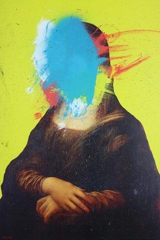 Jake Hart 'Perceptions' - archival pigment print on canvas