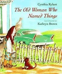 In this lovely illustrated children's book, we get to participate in the life of an elder, and share her happy encounter with a puppy.