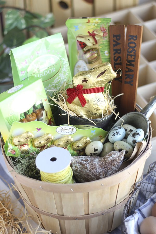 26 best images about diy gifts on pinterest hampers gift easter basket ideas negle Image collections