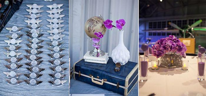 Авиационная свадьба - идеи оформления и сценария, наряды молодоженов, дресс код для гостей, варианты фотосессии