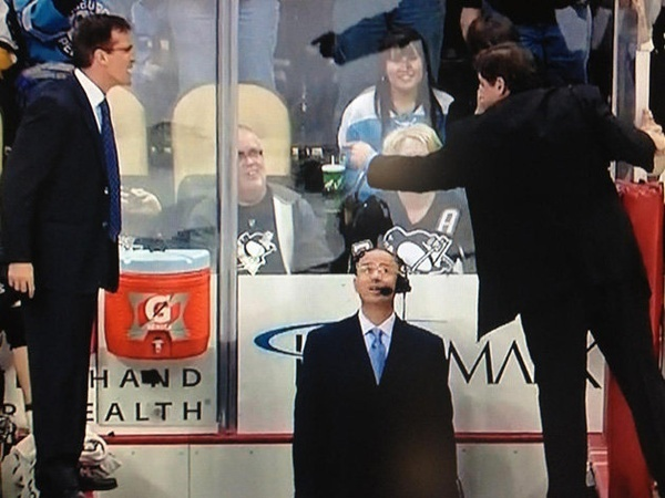 Massive fines were a result of this moment but it was still fun to watch! Hehe Pierre