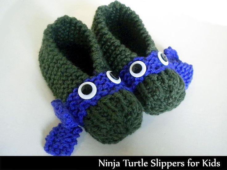 Knitting Pattern For Ninja Turtles Jumper : 190 best images about Aunt Janet Knitting & Crochet ...