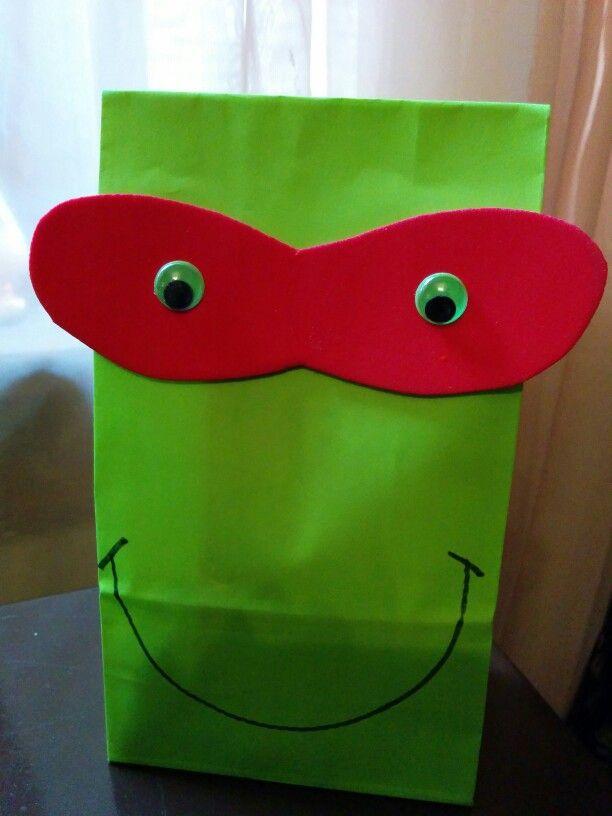 Ideas Para Fiesta De Tortugas Ninja