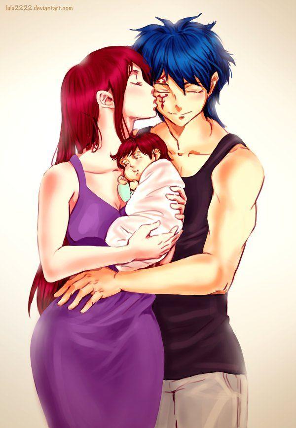 """Fairy Tail Couples """"Erza and Jellal""""      YYYYAAAAAAAAAAHHHHHHHH!!!!!! SSSSSQQQQQQUUUUUEEEEEAAAALLLLL!"""