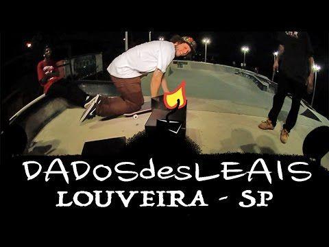 Vida de 1 skatista EPISÓDIO #8 [DADOSdesLEAIS] LOUVEIRA SP DIEGO CUECA e...