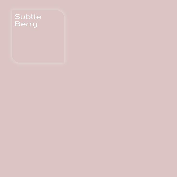 Pure by Flexa Colour Lab® kleur: Subtle Berry. Verkrijgbaar in verfspeciaalzaken.