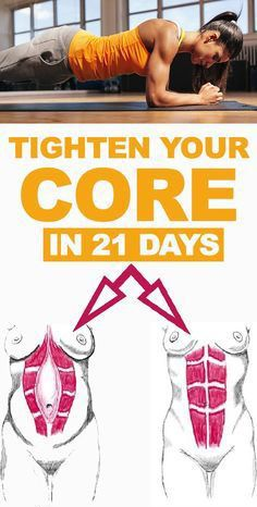 Try This To Tighten Your Core in 3 Weeks – Medi Idea