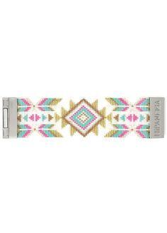 E-shop Bracelet Manchette Perlé Taylor Bleu Hipanema pour femme sur Place des tendances Groupe Printemps. Retrouvez toute la collection Hipanema pour femme.