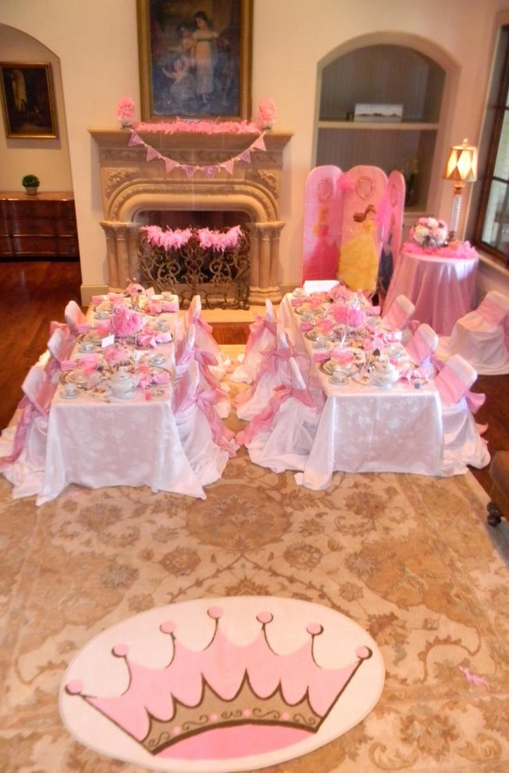 Kids tea party table - Wishes Upon Wishes Moms Love Our All Inclusive Princess Tea Parties