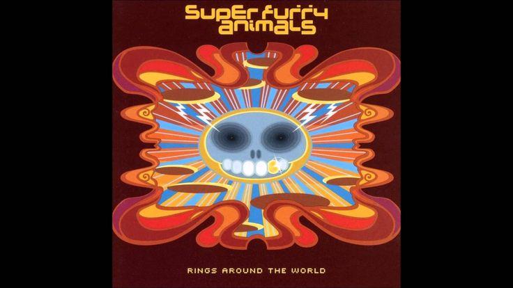 Super Furry Animals - Juxtaposed With U