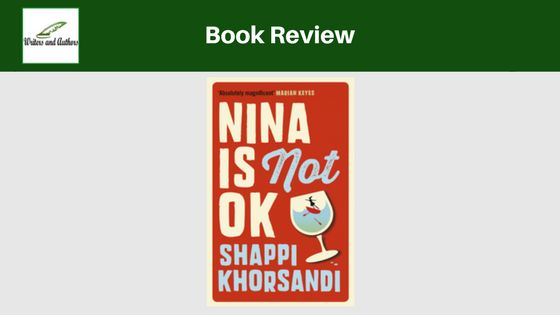 #BookReview: Nina is NOT OK by Shappi Khorsandi #NetGalley