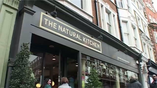Lunch spot for next Saturday! As seen on The Apprentice #bbc these guys are passionate about serving great tasting food, Location: 77-78 Marylebone High Street London W1U 5JXMarylebone. Video by The Natural Kitchen.