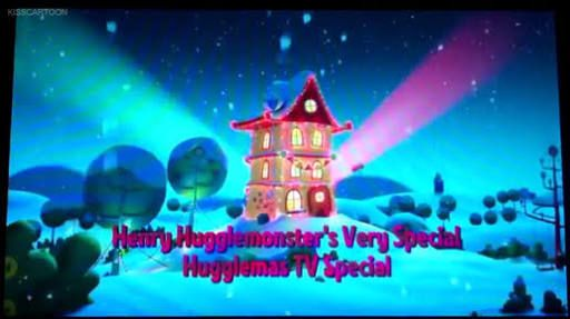 Henry Hugglemonster: The very special henry hugglemas tv special