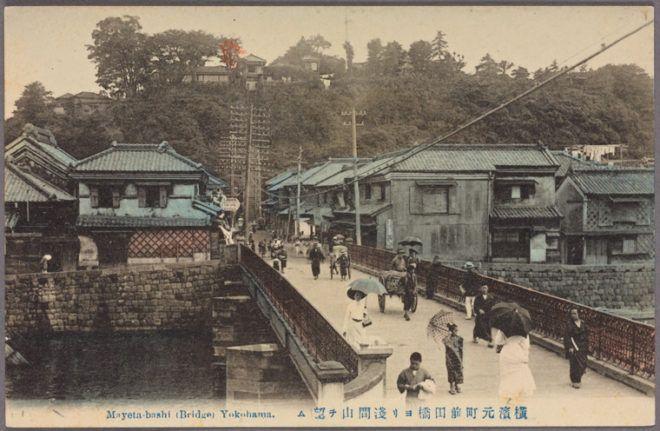 無料ダウンロード!明治時代の横浜の古写真たちがステキ – Japaaan