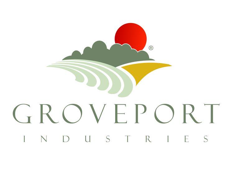 Groveport Industries Logo #logo #logoexample #logodesign