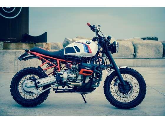 Bmw R 1100 GS Gelande Scrambler Special Cafè Racer Noi di Dirty Gas Garage siamo specializzati in preparazioni e customizzazioni motociclistiche, visita il...