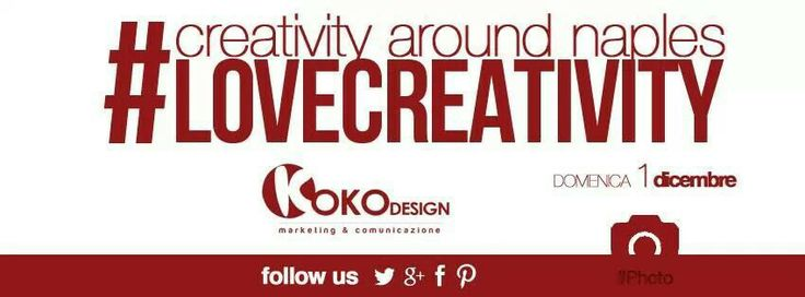 #LOVECREATIVITY 1Dicembre