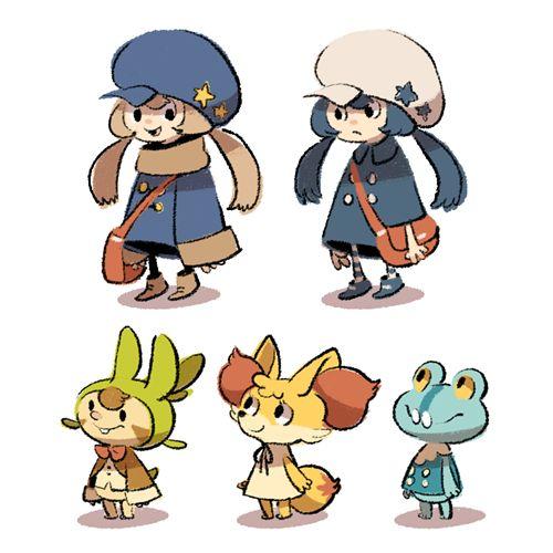 I wish someday I could have pokemonneighborsin animal crossing series.