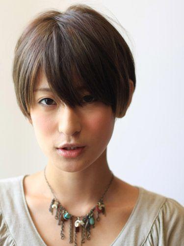 【ショートヘア女子】おしゃれなショートの女子はやっぱりイイ! - NAVER まとめ