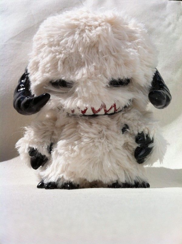 Baby Wampa Plush Toy