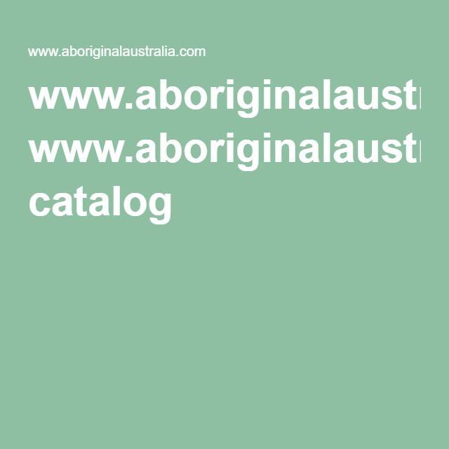 www.aboriginalaustralia.com catalog