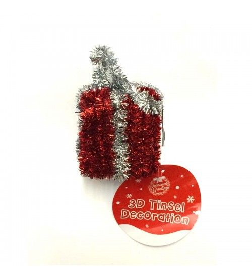#‎Christmas‬ Discounts Buy‬ Any Product and get 10% ‪#‎Discount‬ only at @4pound.co.uk Shop Now : http://www.4pound.co.uk/3d-tinsel-cube-front