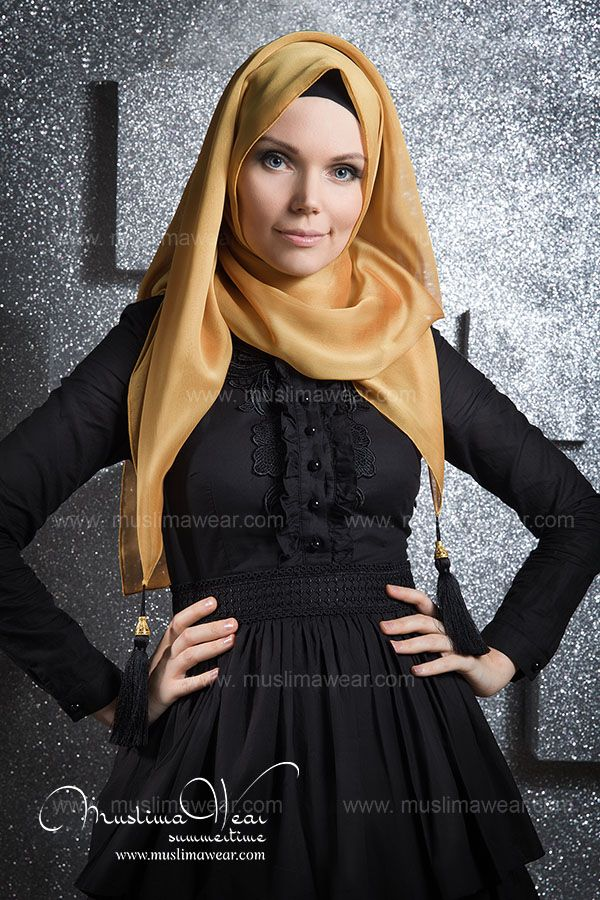 Muslima Wear Hijab Style www.muslimawear.com