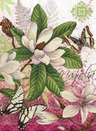 Magnolia ~ Elena Vladykina