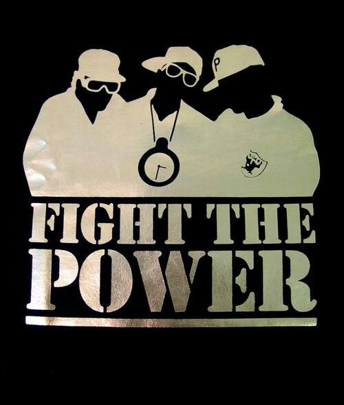 Public Enemy, hip hop art