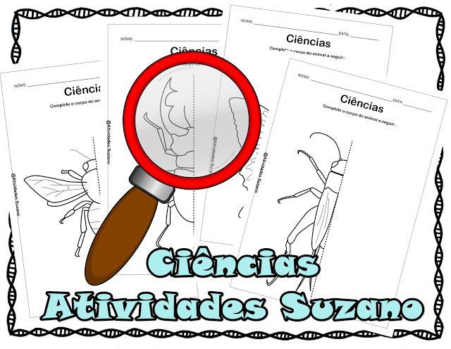 Ciências animais - Atividades Adriana
