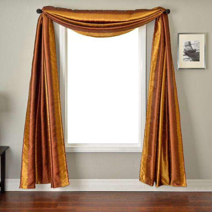 best 20 window scarf ideas on curtain scarf