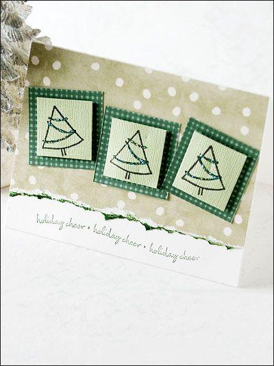 Holiday Cheer Christmas Card
