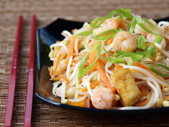 Stir Fried Bean Sprouts and Tofu | Filipino Cuisine: Vegetable Dishes ...
