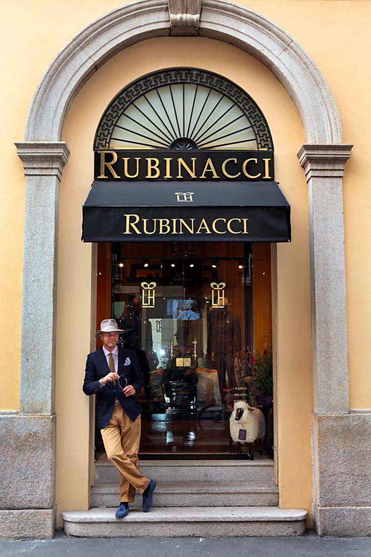 Rubinacci Milano Via Gesù