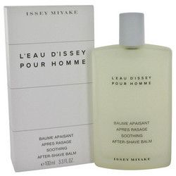 L'EAU D'ISSEY (issey Miyake) by Issey Miyake After Shave Balm 3.4 oz (Men)