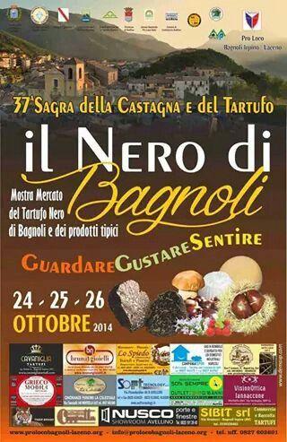 Bagnoli Irpino (provincia di Avellino) - Campania - Italy.