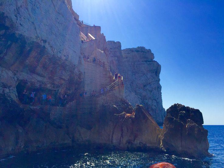 Nettuno's Caves - Alghero - Sardinia